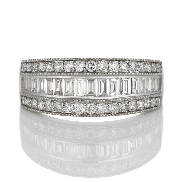 ダイヤモンド リング ダイヤモンドリング 指輪 プラチナ