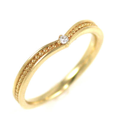 ( Brand Jewelry me. ) K18ダイヤモンドピンキーリング 末広 スーパーSALE【今だけ代引手数料無料】