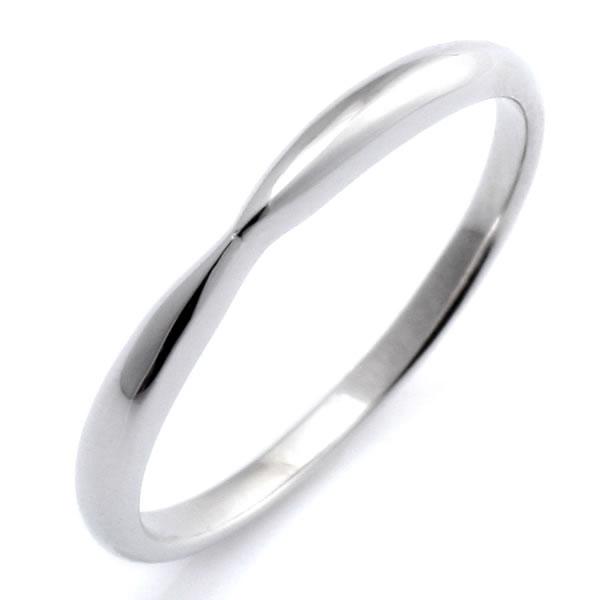 結婚指輪 マリッジリング プラチナ メンズリング 末広 スーパーSALE