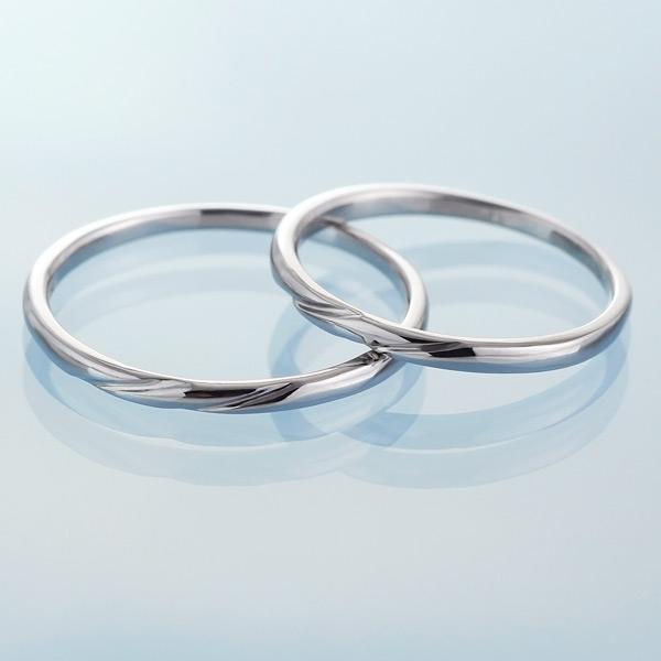 結婚指輪 マリッジリング プラチナ ペアリング