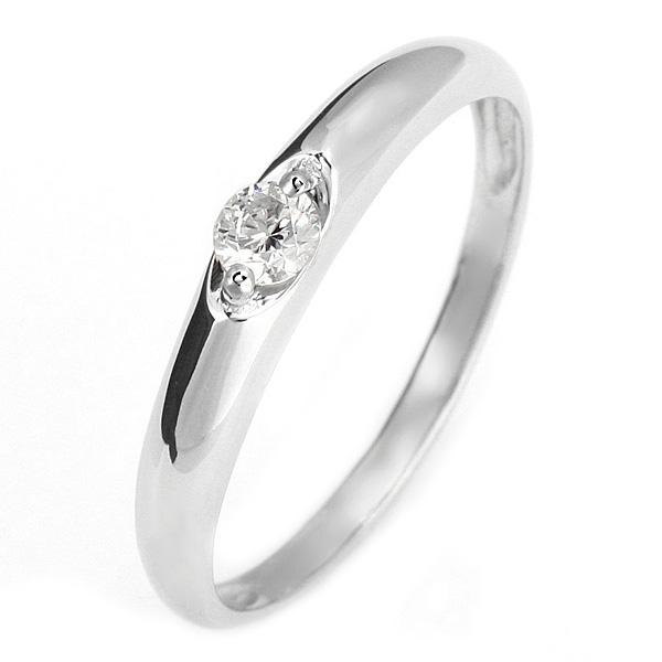 結婚指輪 マリッジリング ペアリング プラチナ リング ダイヤモンド 4月 誕生石【DEAL】