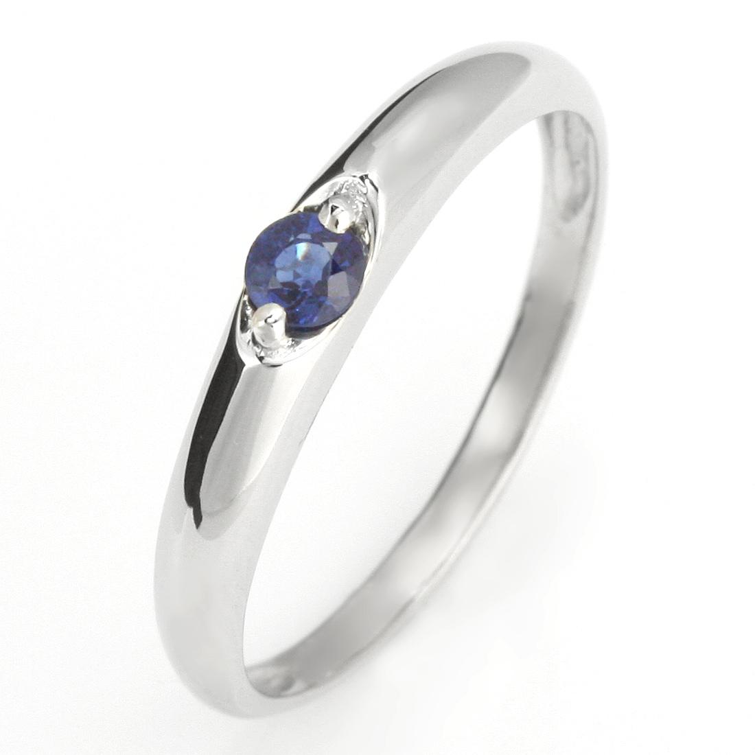 ペアリング 結婚指輪 マリッジリング プラチナ リング サファイア 9月 誕生石【DEAL】
