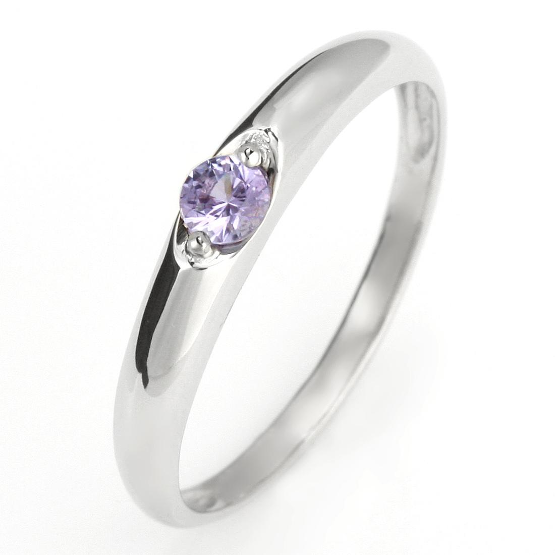 ペアリング 結婚指輪 マリッジリング プラチナ リング タンザナイト 12月 誕生石【DEAL】