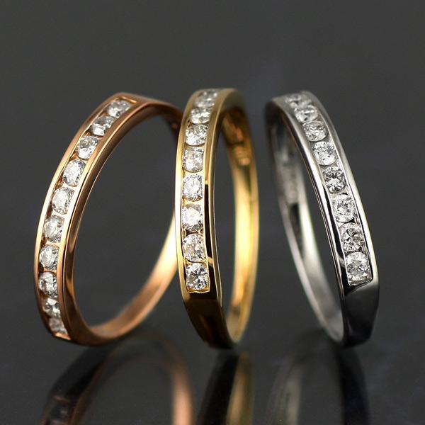 エタニティ 指輪 ダイヤモンド 指輪 プラチナ 指輪 エタニティ 指輪 リング 指輪 イエローゴールド 指輪 ピンクゴールド 指輪 結婚 10周年記念 指輪