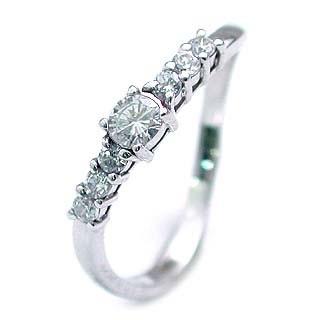 プラチナ リング ダイヤモンド リング プラチナリング