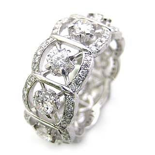 ( Brand ( Brand Jewelry ASPIRARE ) Pt Pt ダイヤモンドリング【DEAL】, マツバラシ:85b717d0 --- apps.fesystemap.dominiotemporario.com