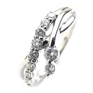 スイート エタニティ ダイヤモンド 10 個 プラチナ ダイヤモンドリング 結婚 10周年記念 末広 スーパーSALE【今だけ代引手数料無料】