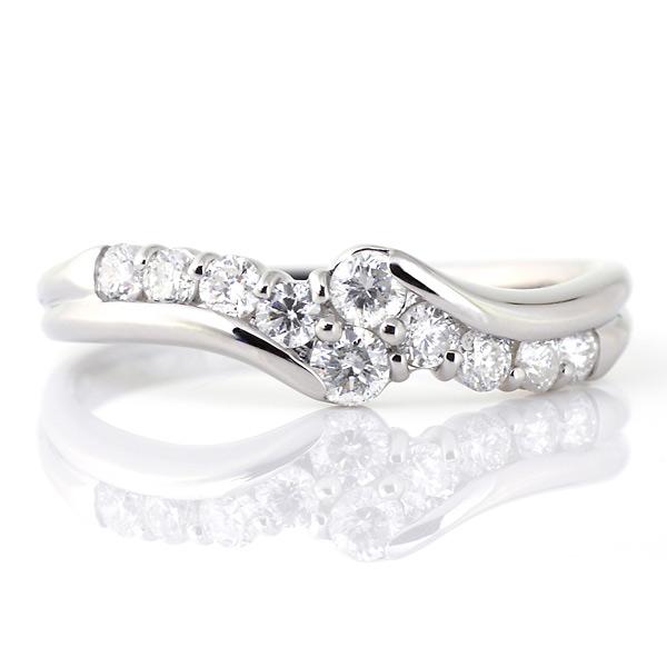 スイート エタニティ ダイヤモンド 10 個 ダイヤモンド リング プラチナ ダイヤモンドリング ダイヤモンド ラッピング無料 結婚 10周年記念