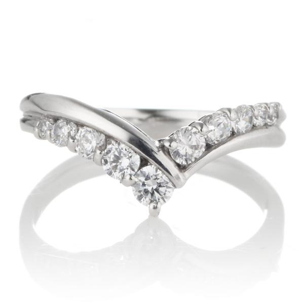 スイート エタニティ プラチナ ダイヤモンドリング 結婚 10周年記念
