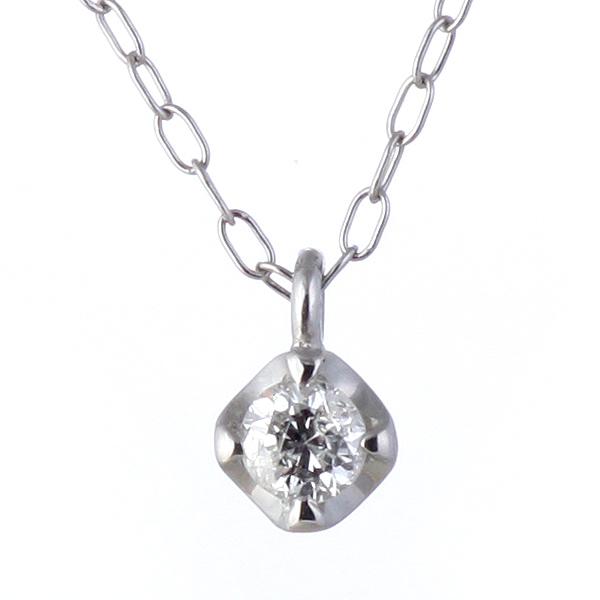 ダイヤモンド ネックレス プラチナ ダイヤモンドネックレス【DEAL】