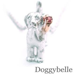 ( 1月誕生石 ) プラチナ K10ガーネットネックレス(ビーグル) 犬 末広 スーパーSALE