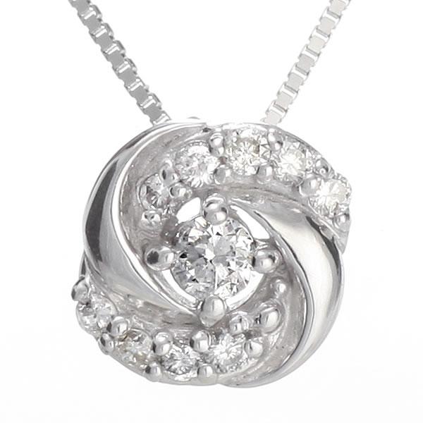 スイート エタニティ ダイヤモンド 10 個 ダイヤモンド ネックレス ダイヤモンド 結婚 10周年記念【DEAL】