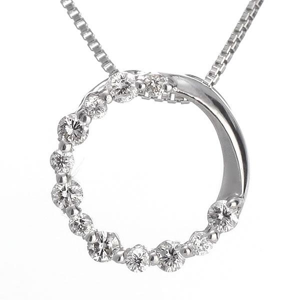 スイート エタニティ ダイヤモンド 10 個 ダイヤモンド ネックレス ダイヤモンド 結婚 10周年記念 末広 スーパーSALE【今だけ代引手数料無料】