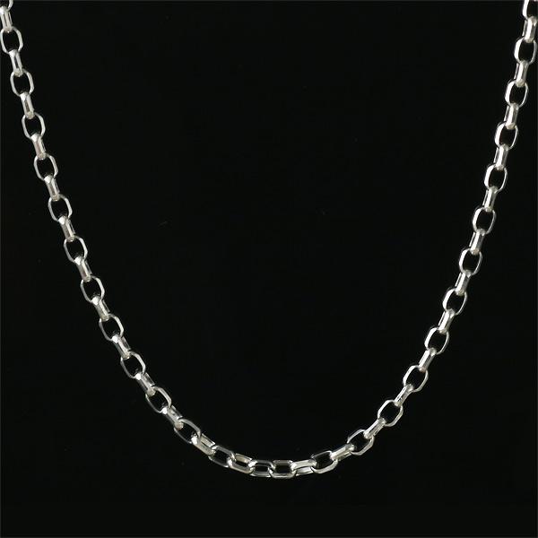 レディース ネックレス チェーン K18 ホワイトゴールド あずきチェーン 人気 送料無料【DEAL】