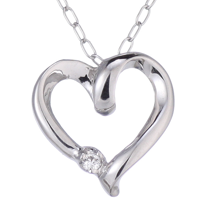 Present giftwrapping for free -QP to diamond diamond necklace necklace  diamond white gold her ebc267c9bb5e