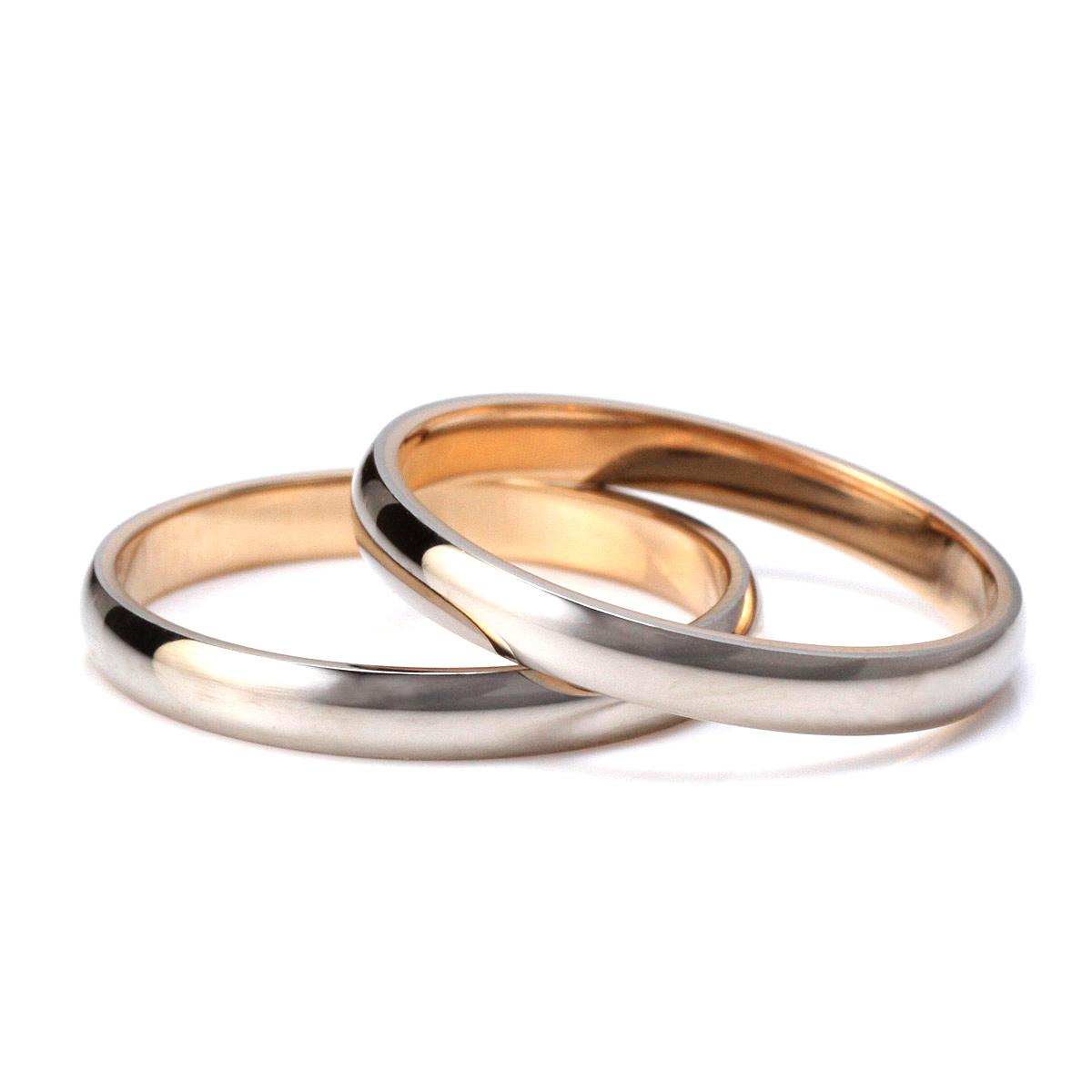 結婚指輪 マリッジリング ペアリング ゴールド