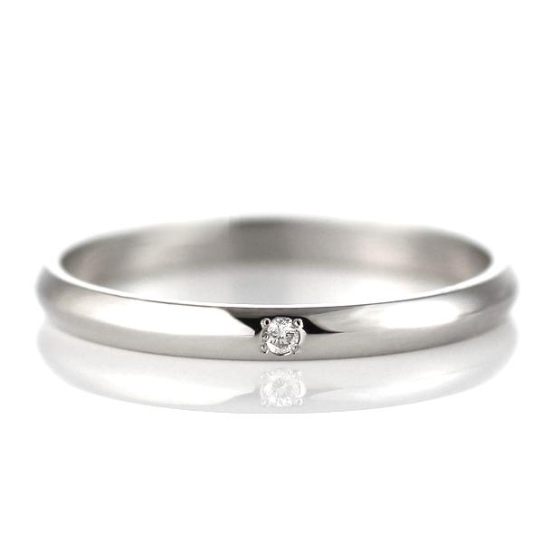 結婚指輪 マリッジリング ペアリング プラチナ ダイヤモンド