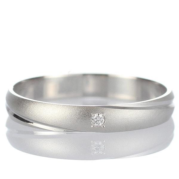 結婚指輪 マリッジリング 結婚指輪 マリッジリング ペアリング プラチナ ダイヤモンド 末広 スーパーSALE
