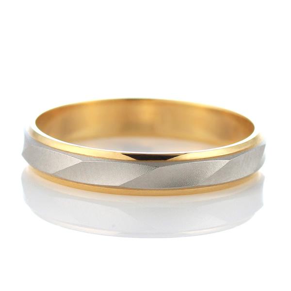 プラチナ ゴールド 結婚指輪 マリッジリング ペアリング 23号~ 特注サイズ 大きいサイズ
