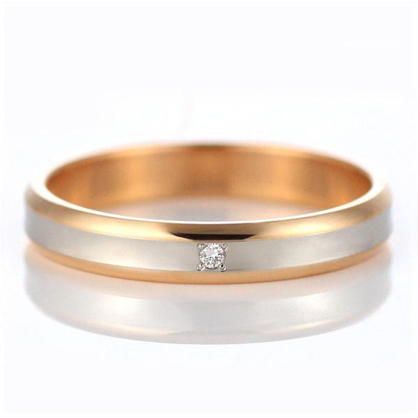 結婚指輪・マリッジリング・ペアリング(プラチナ・ゴールド) 末広 スーパーSALE【今だけ代引手数料無料】