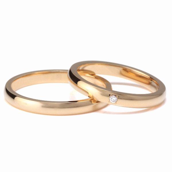 ラッピング無料 結婚指輪 マリッジリング ペアリング ダイヤモンド 末広 スーパーSALE【今だけ代引手数料無料】