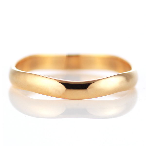 結婚指輪・マリッジリング・ペアリング(ピンクゴールド)