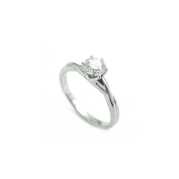 ダイヤモンド 指輪 プラチナ リング ダイヤ デザイン リング レディース 人気 鑑別書付 0.25ct 末広 スーパーSALE
