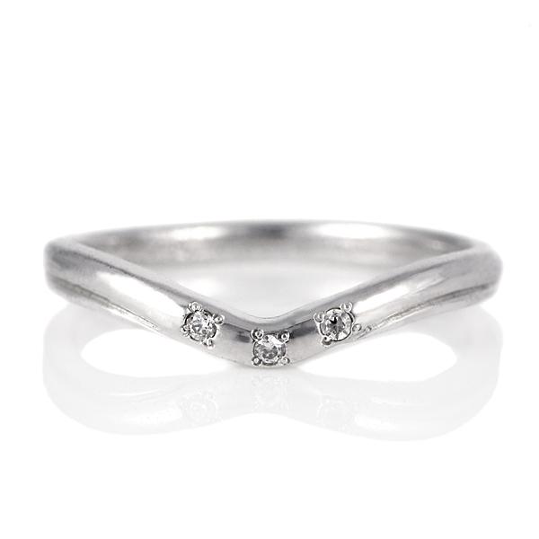 結婚指輪 プラチナ ダイヤモンド マリッジリング レディース【DEAL】 末広 スーパーSALE【今だけ代引手数料無料】