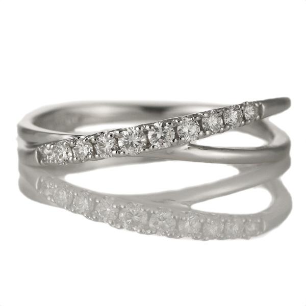 婚約指輪 ダイヤモンド 18金ホワイトゴールド 18金 金 K18 18k ダイヤモンドリング 結婚【DEAL】