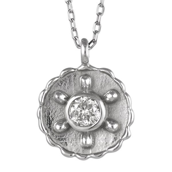 ホワイトゴールド 10金 K10 ダイヤモンド ネックレス 人気 おすすめ 【DEAL】 末広 スーパーSALE【今だけ代引手数料無料】