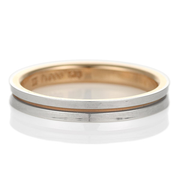 プラチナ 婚約指輪 エンゲージリング リング ニナリッチ 刻印無料