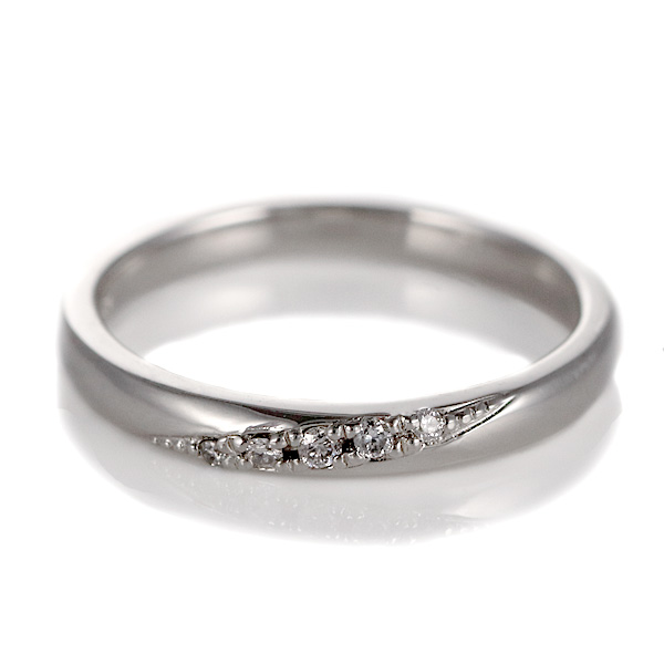 ダイヤモンド リング シンプルプラチナダイヤモンドリング 指輪 プラチナ900 ストレート レディース 人気 プレゼント 末広 スーパーSALE