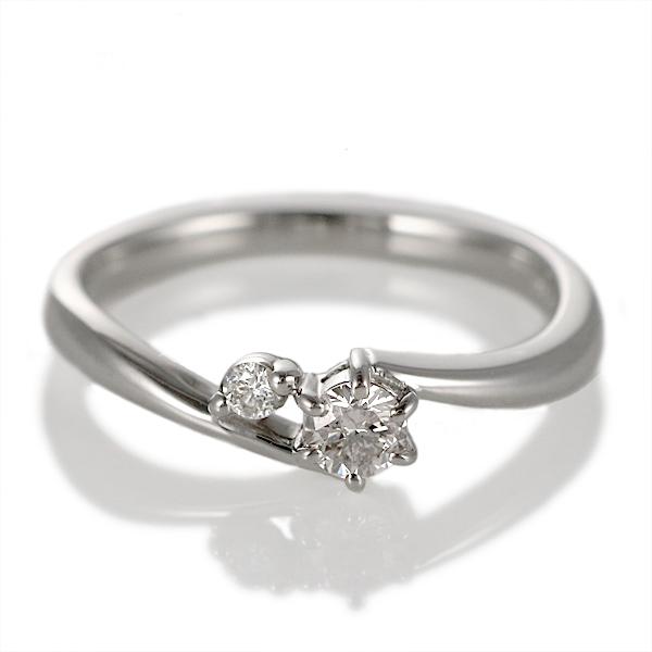 婚約指輪 ダイヤモンド プラチナリング 指輪 エンゲージリング プロポーズ用 レディース 人気 ダイヤ 末広 スーパーSALE