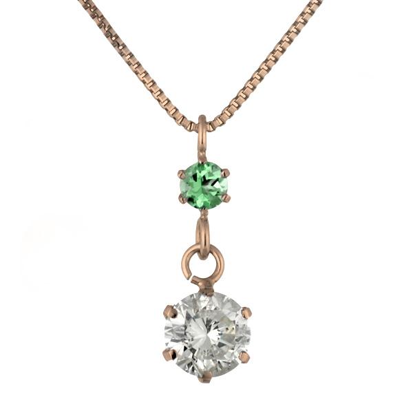 エメラルド ネックレス エメラルド ネックレス ダイヤモンド ネックレス ゴールド 18金 K18 18k ダイヤモンド ネックレス ダイヤモンド ダイヤ 0.3カラット レディース 誕生日プレゼントト 末広 スーパーSALE