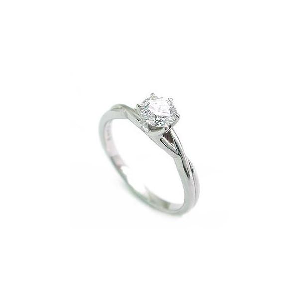 婚約指輪 エンゲージリング ダイヤモンド 指輪 プラチナ リング ダイヤ デザイン リング レディース ソリティア 人気 鑑定書付き エクセレントカット VS 0.20ct 末広 スーパーSALE