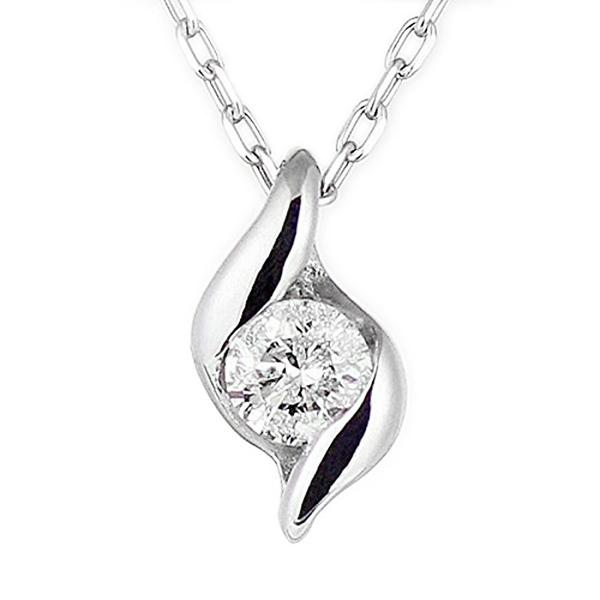 ネックレス 一粒 ダイヤモンド ネックレス ダイヤモンドネックレス ダイヤモンド ダイヤ 【DEAL】 末広 スーパーSALE【今だけ代引手数料無料】