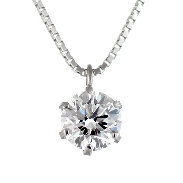 大粒 ダイヤモンド 1カラットアップ ネックレス 一粒 ダイヤモンド ネックレス プラチナ ダイヤモンドネックレス ダイヤモンド ダイヤ 【DEAL】
