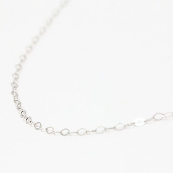 Design necklace necklace platinum (Pt1000) jewelry