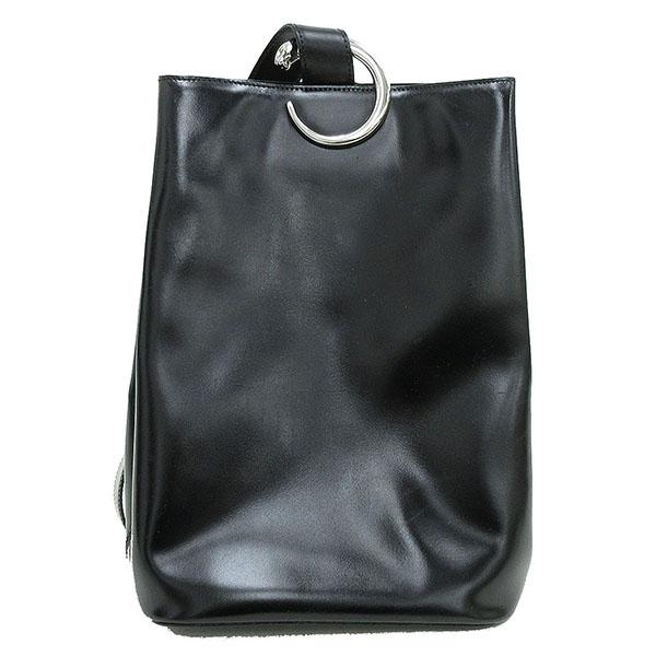 90a7ba7b951d Cartier(カルティエ) パンテール ワンショルダーバッグ 黒 ブラック レザー【ブランドバッグ】 【