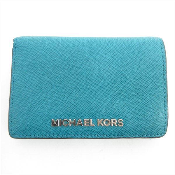 pretty nice e20d8 dcbe9 楽天市場】MICHEL KORS(マイケルコース) 二つ折り財布 ...