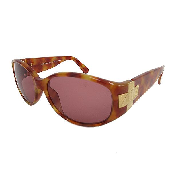 77ebf17f9 It is netshop Yves Saint Laurent (Yves Saint-Laurent) tortoiseshell pattern sunglasses  glasses 6510 [brand accessory] [used]