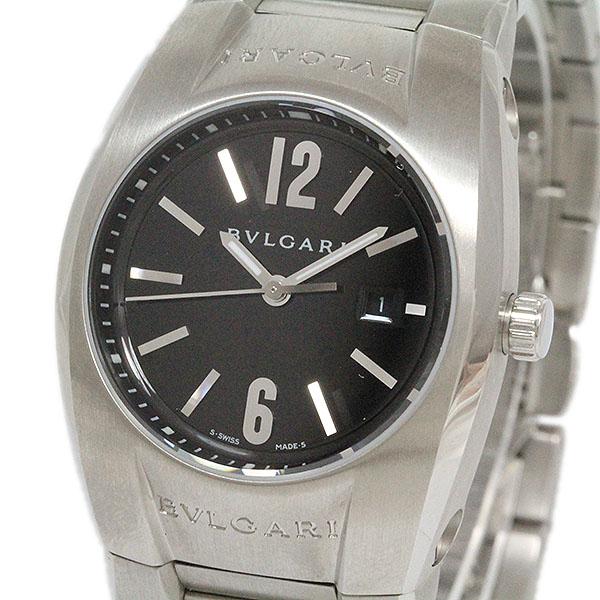 BVLGARI(ブルガリ) エルゴン EG30S ステンレススチール(SS) クォーツ レディース 【中古】 腕時計 netshop