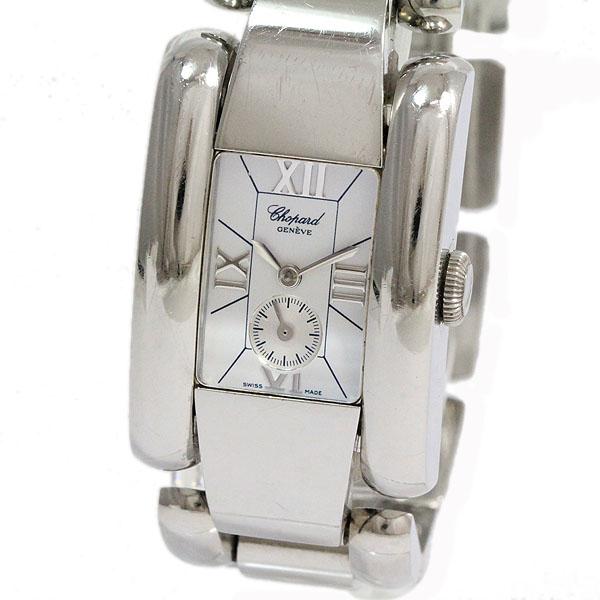 Chopard(ショパール) ラ・ストラーダ 41/8380 ステンレススチール(SS) クォーツ レディース 【中古】 腕時計 netshop