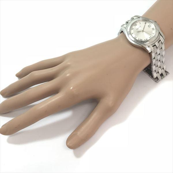 2de9b3413aa Jewelry-Total Tiara Inc.  GUCCI (Gucci) 5500M stainless steel (SS ...