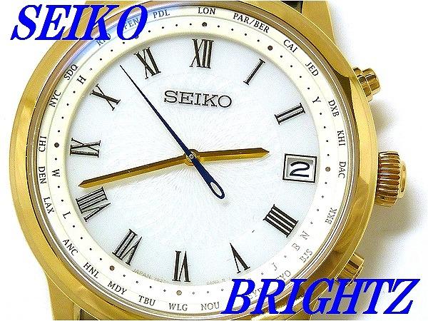 メーカー: 発売日: ☆新品正規品☆ SEIKO BRIGHTZ セイコー ブライツ メンズ 600本限定モデル ソーラー電波腕時計 商品追加値下げ在庫復活 SAGZ102 送料無料 Dittos 記念日