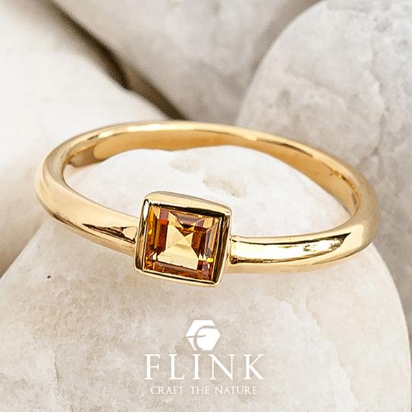93556bc332900 ●22-karat gold pinkie ring ● K22 (pink gold, yellow gold) ● Lady's ● FLINK  Frink ● present birthday