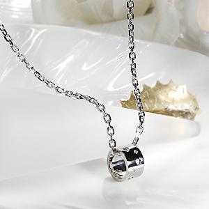 サークル ダイヤ ペンダント  送料無料 SV 男性用 メンズ メンズジュエリー ネックレス シルバー 銀 ギフト プレゼント ダイア ダイヤモンド
