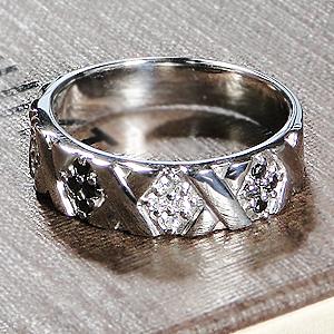 【文字入れ/刻印無料!】シルバー 925 ダイヤモンド メンズ リング 『Orfevre』 ピンキーリング対応送料無料 SV 男性用 メンズジュエリー 指輪 シルバーリング シルバー 銀 ペアー ギフト プレゼント バレンタイン