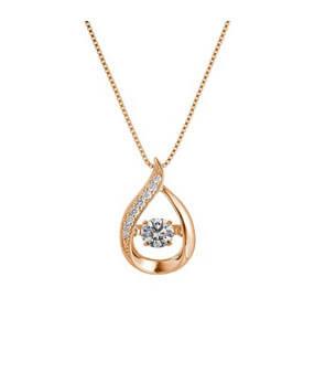【全品送料無料】K18ネックレス ダイヤモンド ネックレス レディース 揺れる ダイヤネックレス【Dancing Collection】大人の女性におすすめしたい 褒められジュエリー セカンドジュエリー プレゼントにも最適