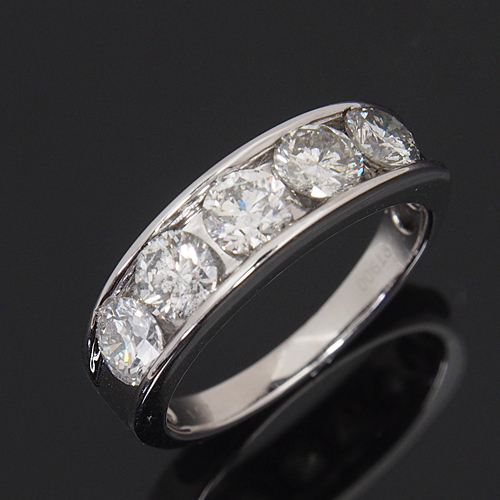 プラチナ ダイヤモンド1.5ct デザインリング 1.5カラット Pt900 指輪 ダイアモンド レディース プレゼント ギフト 記念日 誕生日
